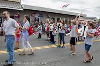 20647 Vashon Strawberry Festival Grand Parade 2014 071914