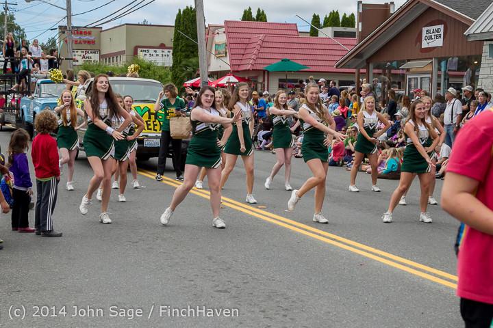 20657 Vashon Strawberry Festival Grand Parade 2014 071914