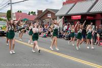 20664 Vashon Strawberry Festival Grand Parade 2014 071914