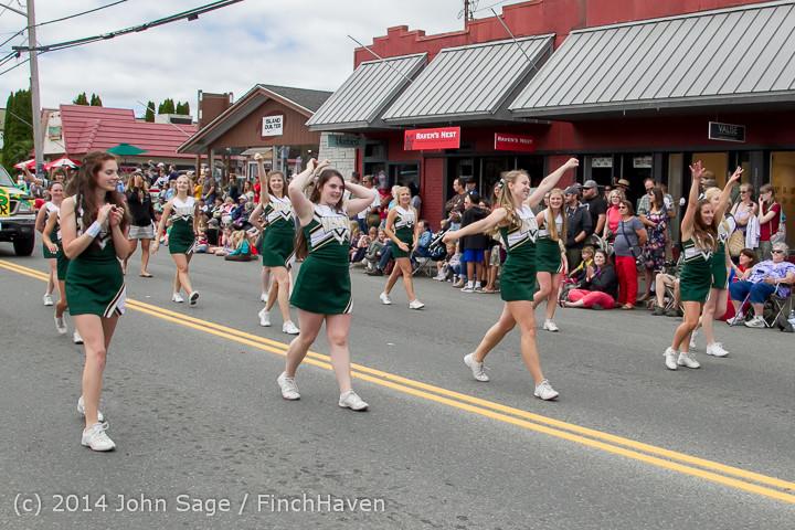 20667 Vashon Strawberry Festival Grand Parade 2014 071914