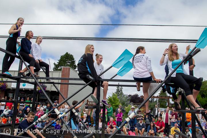 20735 Vashon Strawberry Festival Grand Parade 2014 071914