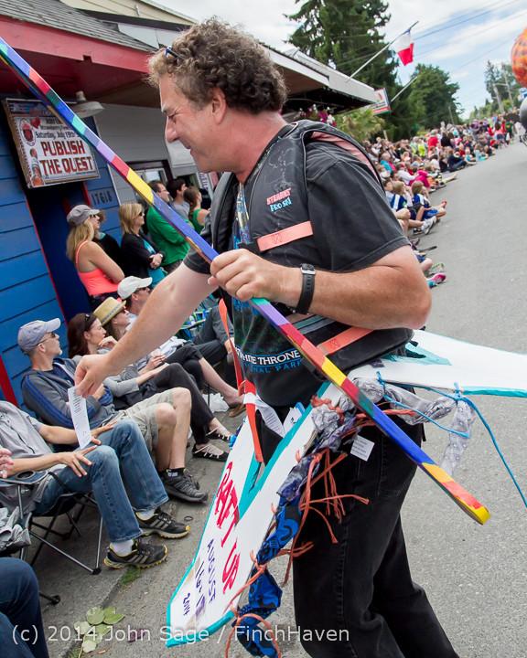 20810 Vashon Strawberry Festival Grand Parade 2014 071914