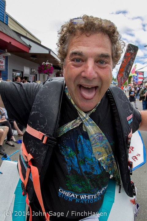20815 Vashon Strawberry Festival Grand Parade 2014 071914