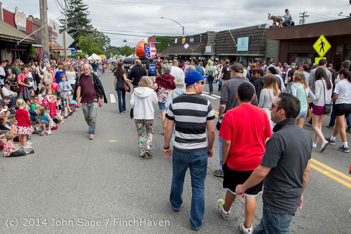 20845 Vashon Strawberry Festival Grand Parade 2014 071914