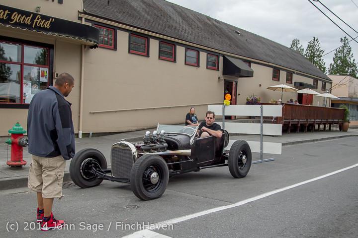 2677 Tom Stewart Car Parade and Show 2014 072014
