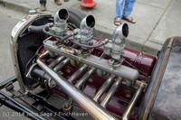 2678 Tom Stewart Car Parade and Show 2014 072014