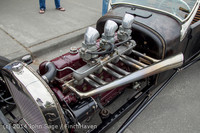 2679 Tom Stewart Car Parade and Show 2014 072014