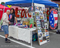 2716 Sunday Walkabout Strawberry Festival 2014 072014
