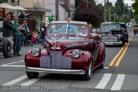 2803 Tom Stewart Car Parade and Show 2014 072014