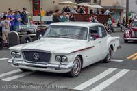 2810 Tom Stewart Car Parade and Show 2014 072014