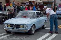 2815 Tom Stewart Car Parade and Show 2014 072014