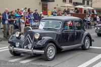 2823 Tom Stewart Car Parade and Show 2014 072014