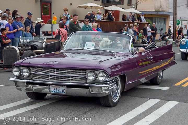 2824 Tom Stewart Car Parade and Show 2014 072014