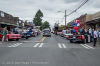 2826 Tom Stewart Car Parade and Show 2014 072014