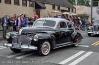 2831 Tom Stewart Car Parade and Show 2014 072014