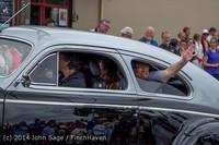2833 Tom Stewart Car Parade and Show 2014 072014