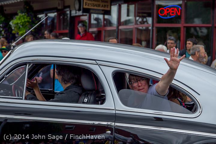 2837 Tom Stewart Car Parade and Show 2014 072014