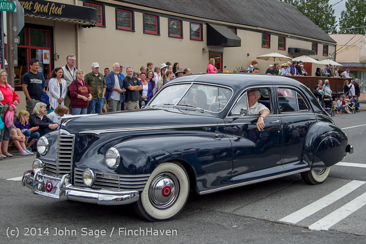 2840 Tom Stewart Car Parade and Show 2014 072014