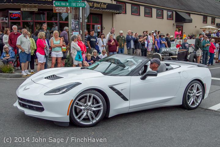 2848 Tom Stewart Car Parade and Show 2014 072014