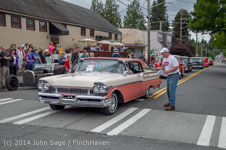 2849 Tom Stewart Car Parade and Show 2014 072014