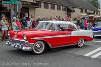 2854 Tom Stewart Car Parade and Show 2014 072014