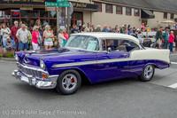 2858 Tom Stewart Car Parade and Show 2014 072014