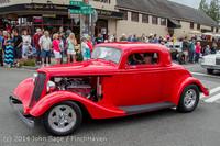 2865 Tom Stewart Car Parade and Show 2014 072014