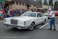2867 Tom Stewart Car Parade and Show 2014 072014