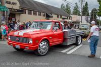 2877 Tom Stewart Car Parade and Show 2014 072014