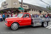 2879 Tom Stewart Car Parade and Show 2014 072014