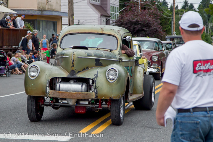 2880 Tom Stewart Car Parade and Show 2014 072014