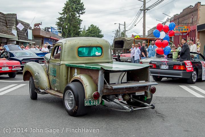 2886 Tom Stewart Car Parade and Show 2014 072014