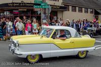 2888 Tom Stewart Car Parade and Show 2014 072014