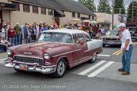 2890 Tom Stewart Car Parade and Show 2014 072014