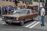 2894 Tom Stewart Car Parade and Show 2014 072014