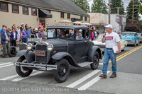 2904 Tom Stewart Car Parade and Show 2014 072014