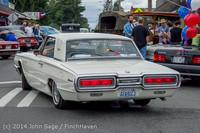 2910 Tom Stewart Car Parade and Show 2014 072014
