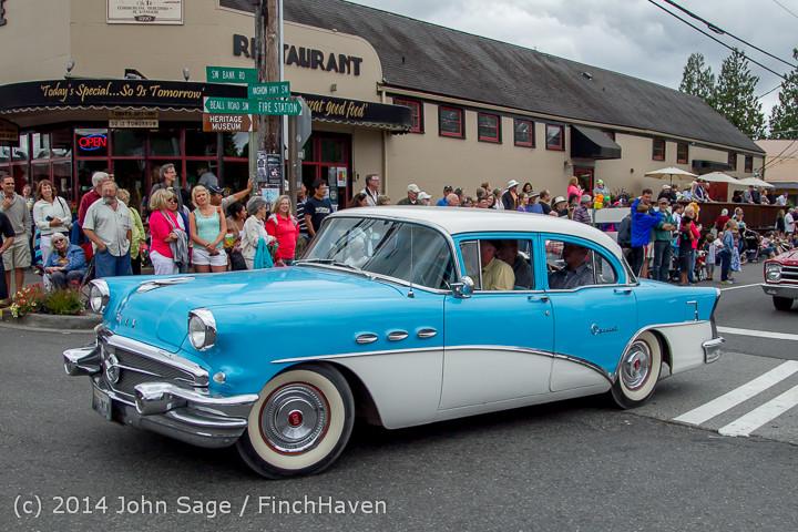 2912 Tom Stewart Car Parade and Show 2014 072014