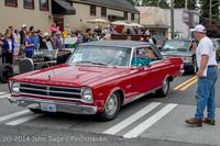 2913 Tom Stewart Car Parade and Show 2014 072014