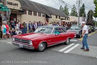 2917 Tom Stewart Car Parade and Show 2014 072014