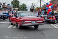 2919 Tom Stewart Car Parade and Show 2014 072014