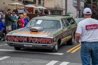 2922 Tom Stewart Car Parade and Show 2014 072014