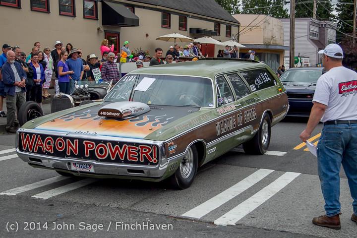 2925 Tom Stewart Car Parade and Show 2014 072014
