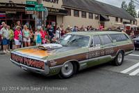 2927 Tom Stewart Car Parade and Show 2014 072014