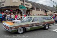 2928 Tom Stewart Car Parade and Show 2014 072014