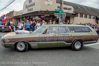 2929 Tom Stewart Car Parade and Show 2014 072014