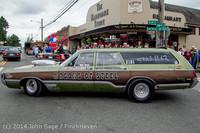 2930 Tom Stewart Car Parade and Show 2014 072014