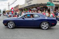 2935 Tom Stewart Car Parade and Show 2014 072014