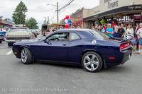 2936 Tom Stewart Car Parade and Show 2014 072014