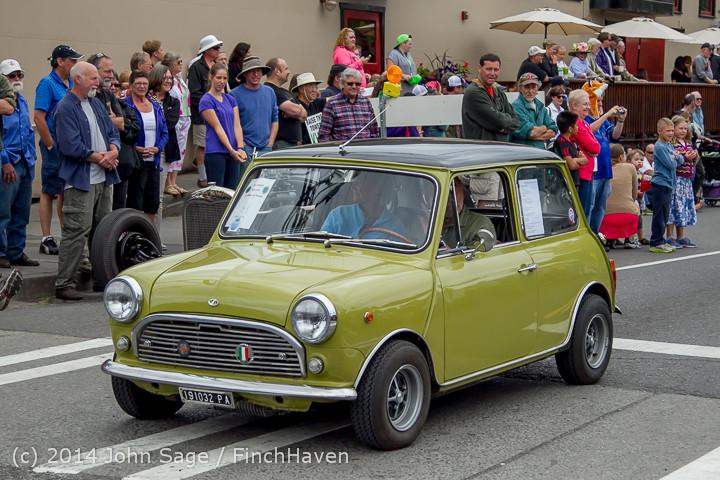 2937 Tom Stewart Car Parade and Show 2014 072014